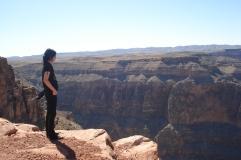 Livin' on the edge..