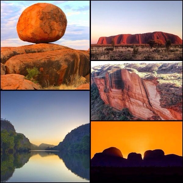 Photos from AusoutbackNT instagram
