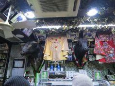 Bullfighting Cafe