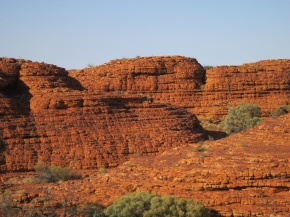 Kings Canyon in photos