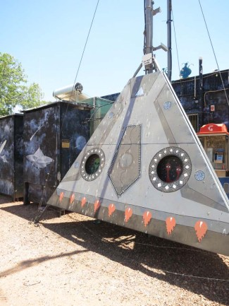 UFO Capital of Aus?