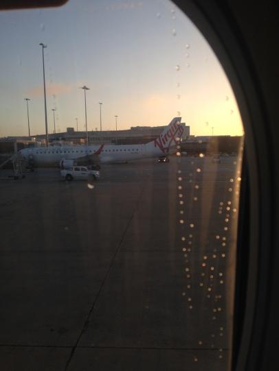 Bye Melbourne...
